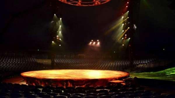 Cirque Du Soleil - Totem, section: 104, row: H, seat: 24