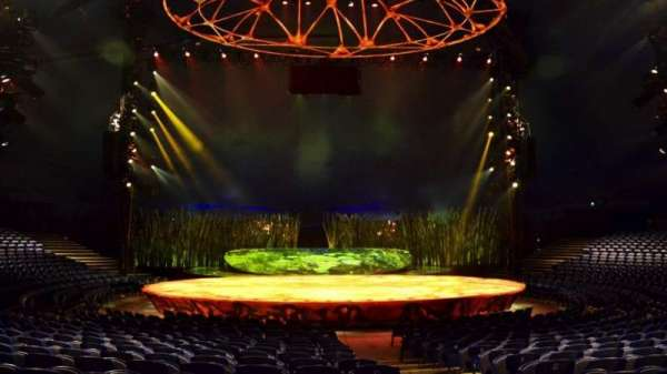 Cirque Du Soleil - Totem, section: 200, row: O, seat: 15