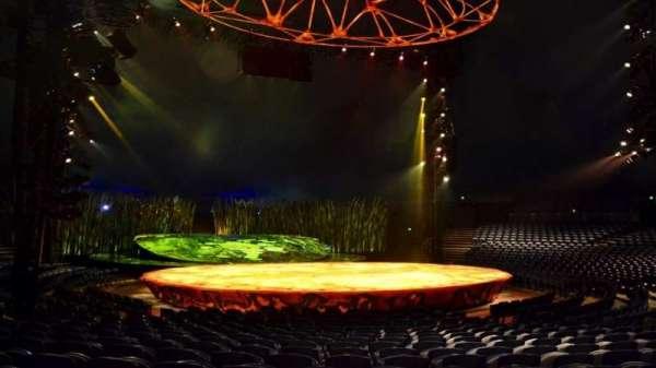 Cirque Du Soleil - Totem, section: 201, row: L, seat: 3