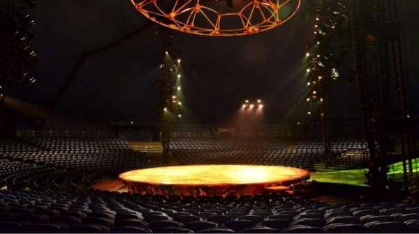 Cirque Du Soleil - Totem, section: 206, row: M, seat: 1