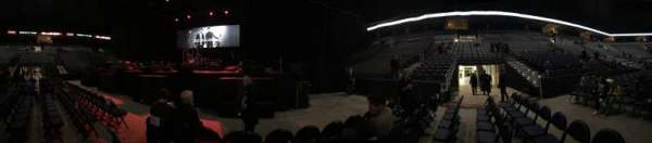 BMO Harris Bradley Center, section: 1, row: DDD, seat: 12