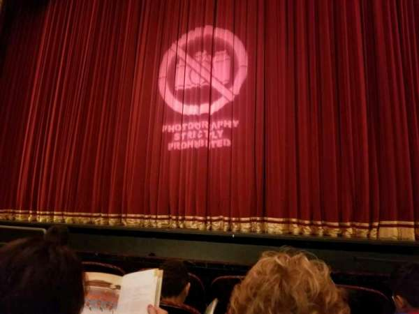 Stifel Theatre, section: Orchestra RC, row: D, seat: 8