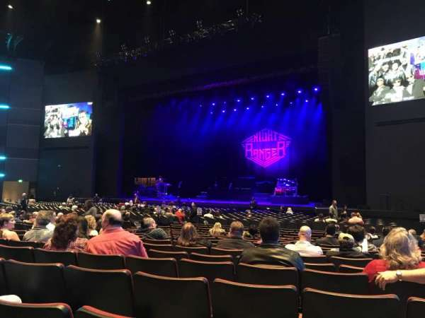 Smart Financial Centre, section: 104, row: AA, seat: 16