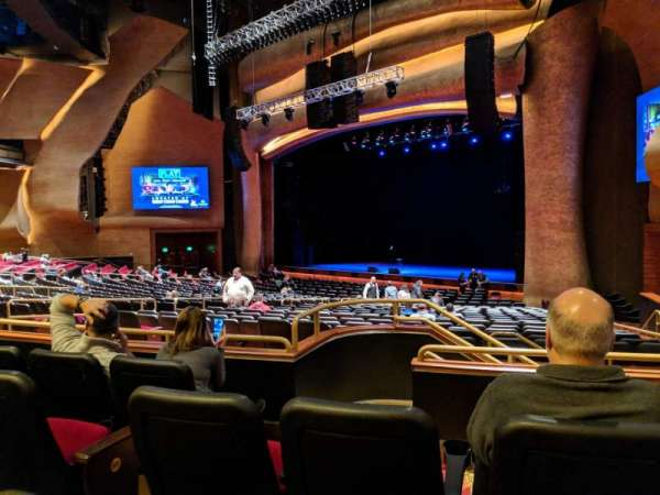 The Grand Theater at Foxwoods, section: Parterre Right, row: DD, seat: 28