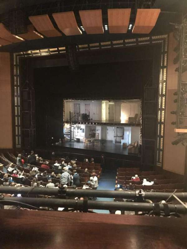 The Kennedy Center Eisenhower Theater Section Box 6 Row A Seat
