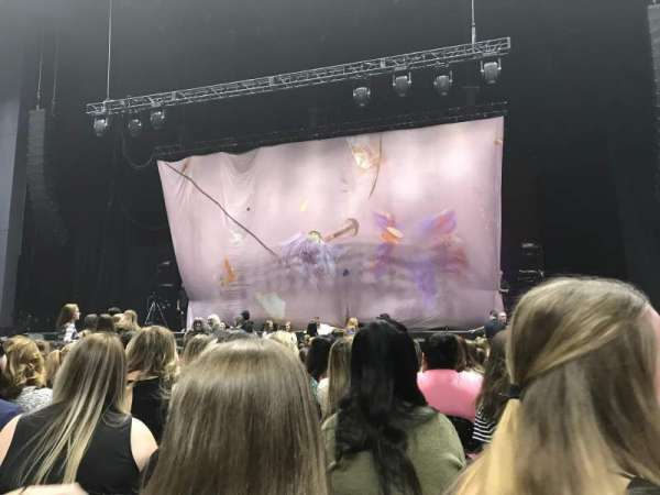 Toyota Music Factory, section: 101, row: R, seat: 13
