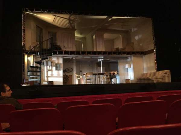 Cadillac Palace Theater, section: Orchestra C, row: D, seat: 103