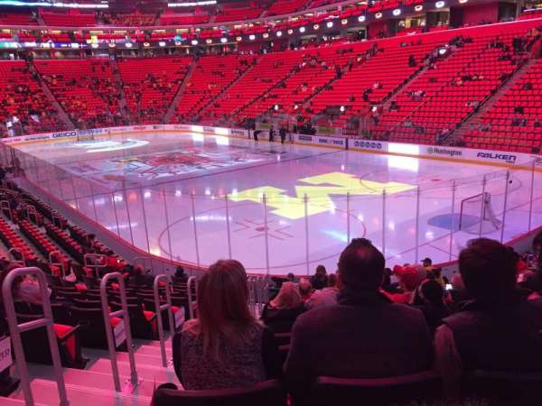 Little Caesars Arena, section: 104, row: 14, seat: Aisle seat