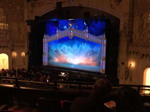 Orpheum Theatre (San Francisco), section: Mezzanine R, row: D, seat: 6
