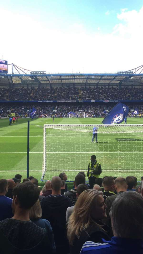 Stamford Bridge, section: Shed End lower 4, row: 11, seat: 113