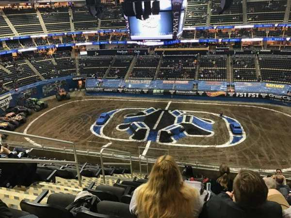 PPG Paints Arena, section: 218, row: K, seat: 18