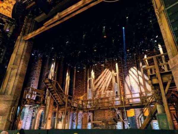 CIBC Theatre, section: Orchestra R, row: F, seat: 6