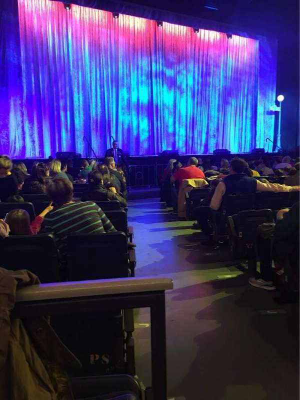 Hulu Theater at Madison Square Garden, section: 101, row: M, seat: 20