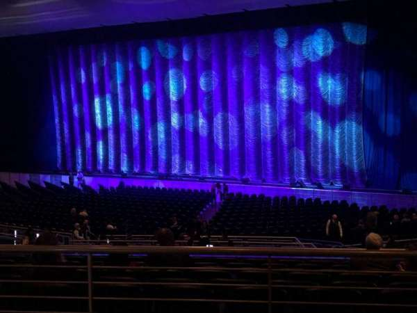 Park Theater at Park MGM, section: 303, row: J, seat: 8