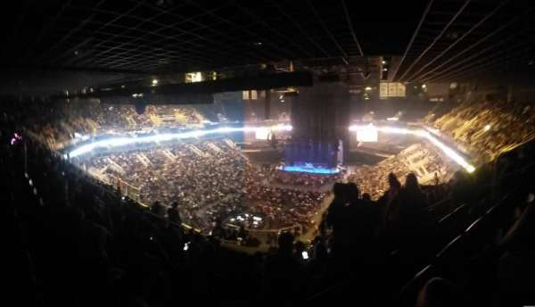 PHX Arena, section: 209, row: 13, seat: 7