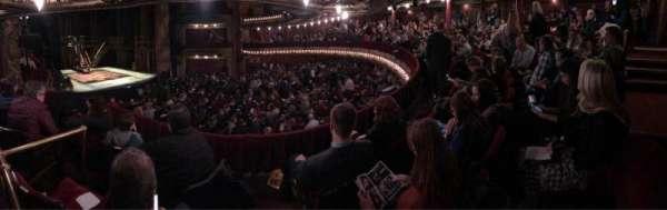 CIBC Theatre, section: Dress Circle L, row: C, seat: 13