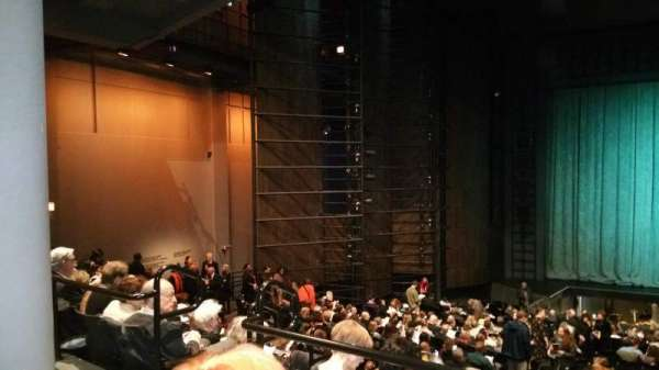 Harris Theater, section: Orch Center, row: Z, seat: 103