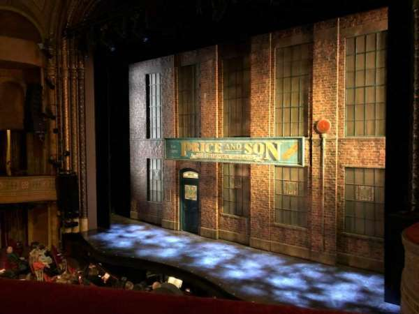 Al Hirschfeld Theatre, section: Mezzanine R, row: A, seat: 14