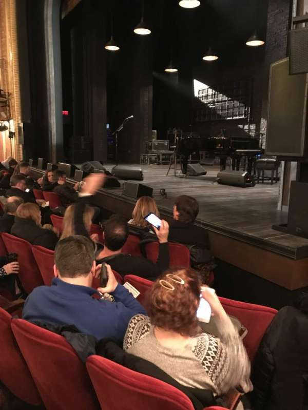 Walter Kerr Theatre, section: Orch Right, row: F, seat: 16