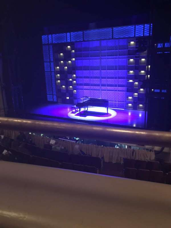 Shubert Performing Arts Center, section: Mezzazine, row: A, seat: 8