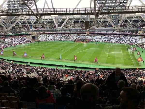 London Stadium, section: 211