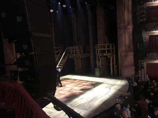 CIBC Theatre, section: Dress Circle, row: Box 3, seat: 1
