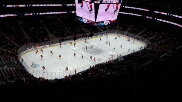 Rogers Place, section: 223, row: 11, seat: 18