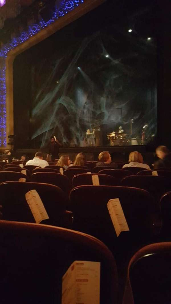 Saenger Theatre (New Orleans), section: Orchestra R, row: K, seat: 30