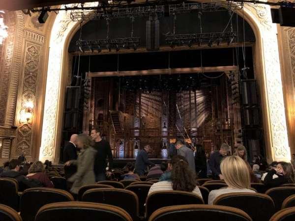 Paramount Theatre (Seattle), section: Main Floor 2, row: U, seat: 3