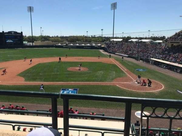 Champion Stadium, section: 219, row: A, seat: 5