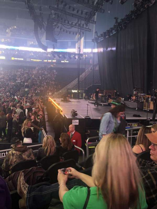 Sprint Center, section: 115, row: 7, seat: 10
