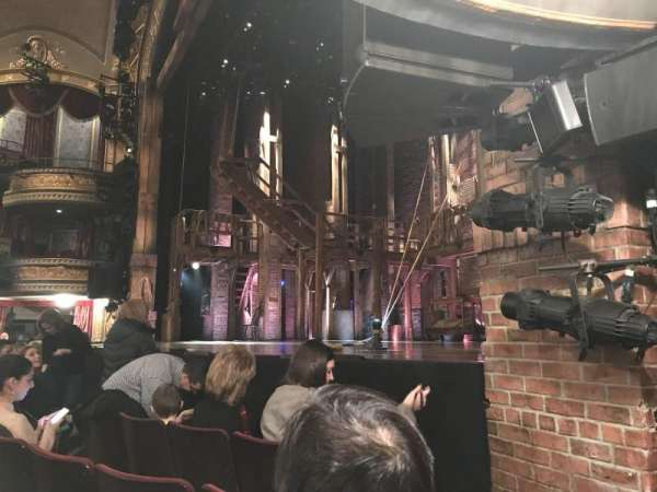 Richard Rodgers Theatre, section: Orchestra R, row: C, seat: 20