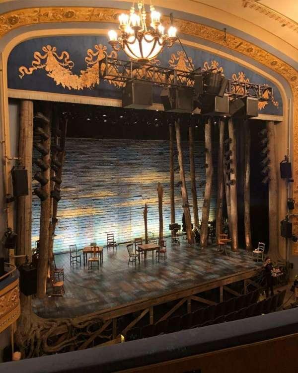Gerald Schoenfeld Theatre, section: Mezzanine L, row: C, seat: 13