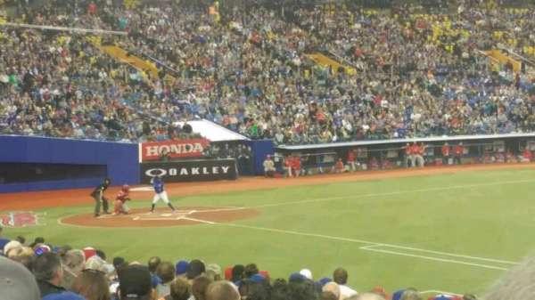 Olympic Stadium, Montreal, section: 115, row: TT, seat: 12