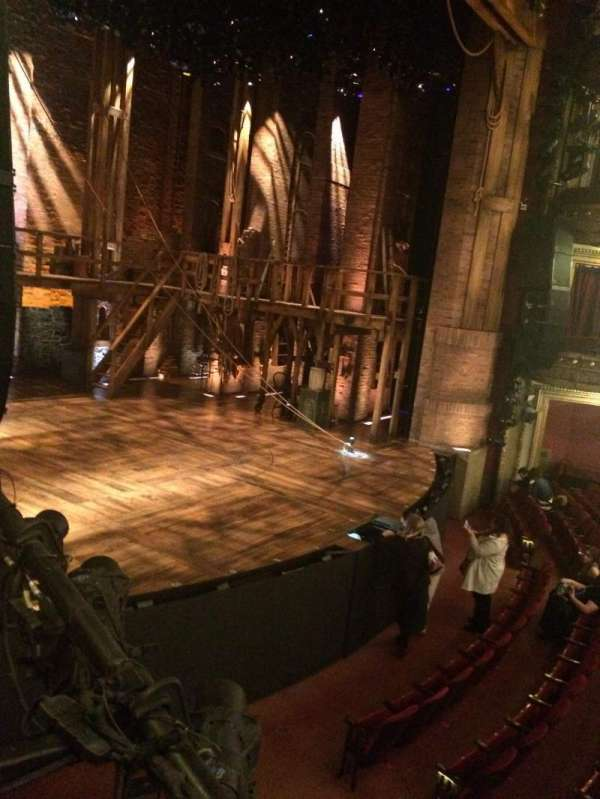 CIBC Theatre, section: Dress Circle box 3, row: BX3, seat: 5