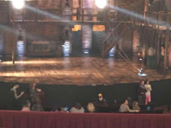 CIBC Theatre, section: Dress Circle LC, row: E, seat: 221