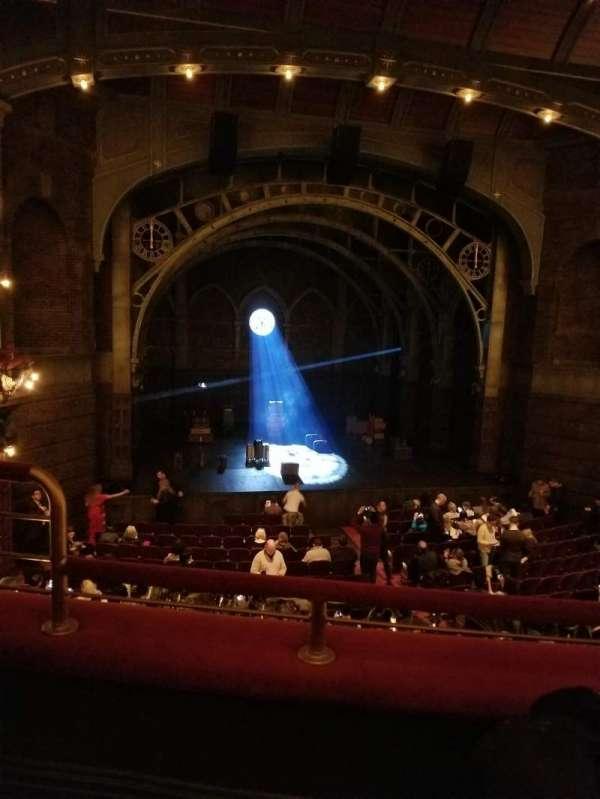 Lyric Theatre, section: Dress Circle C, row: B, seat: 102