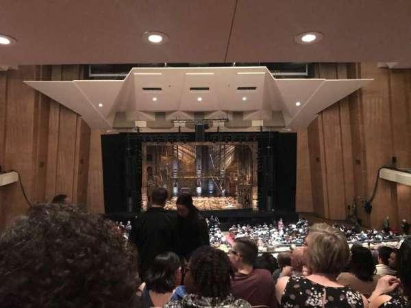 Keller Auditorium, section: 1st Balcony C, row: H, seat: 6