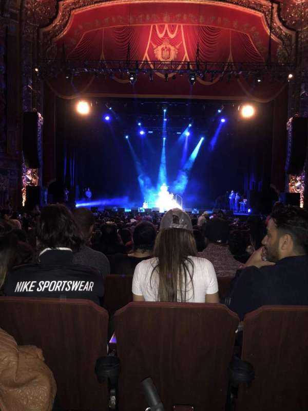 Kings Theatre (Brooklyn), section: 2, row: Y, seat: 113