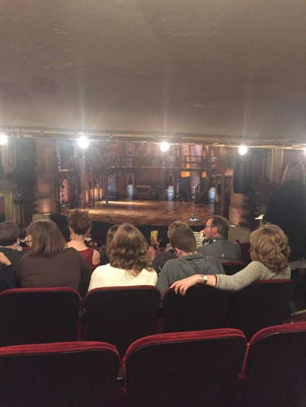 CIBC Theatre, section: Directors Circle, row: E, seat: 238