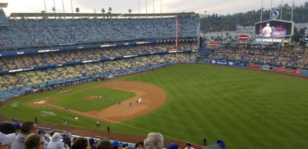 Dodger Stadium, section: 36RS, row: T, seat: 20