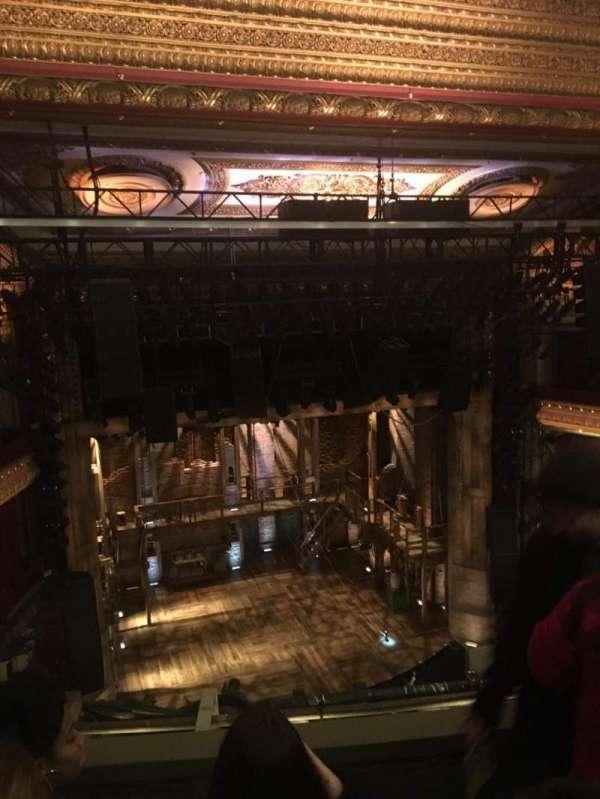 CIBC Theatre, section: BALCONY LC, row: C, seat: 421
