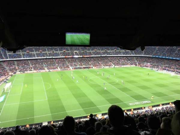 Camp Nou, section: 331, row: 35, seat: 18