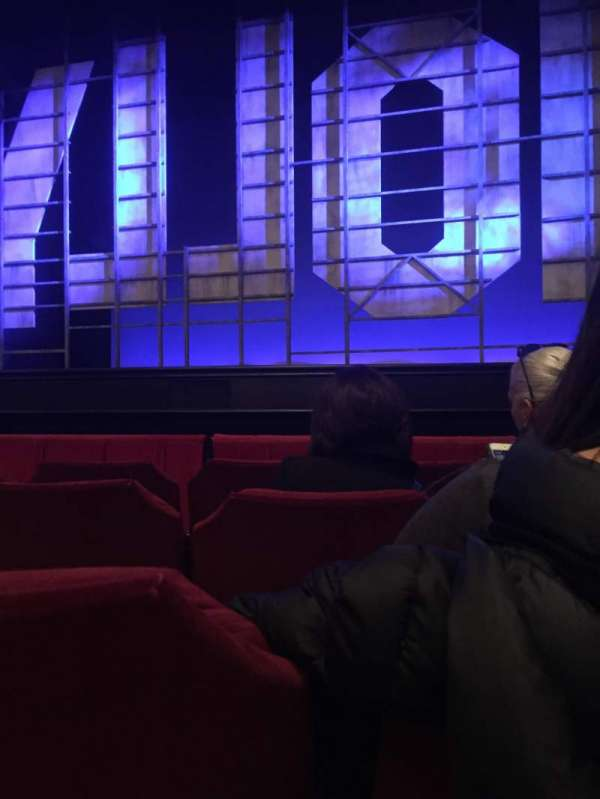 Nederlander Theatre (Chicago), section: Orchestra C, row: D, seat: 114