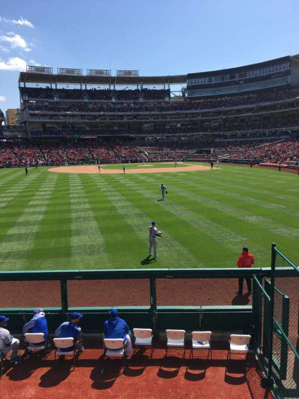 Nationals Park, section: 102, row: L, seat: 10