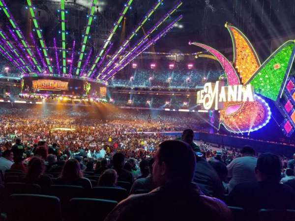 Caesars Superdome, section: 140, row: 32, seat: 17