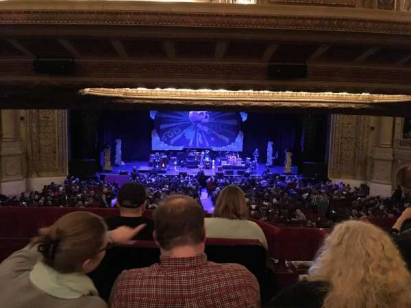 Chicago Theatre, section: Booth N, seat: 1-2