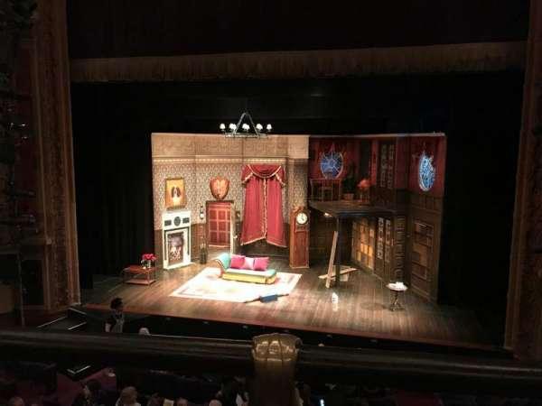 Lyceum Theatre (Broadway), section: Mezzanine C, row: A, seat: 102