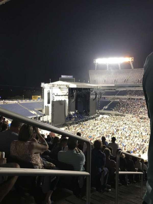 Camping World Stadium, section: P33, row: T, seat: 26