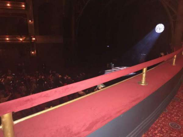 Lyric Theatre, section: Dress Circle R, row: A, seat: 28 and 30